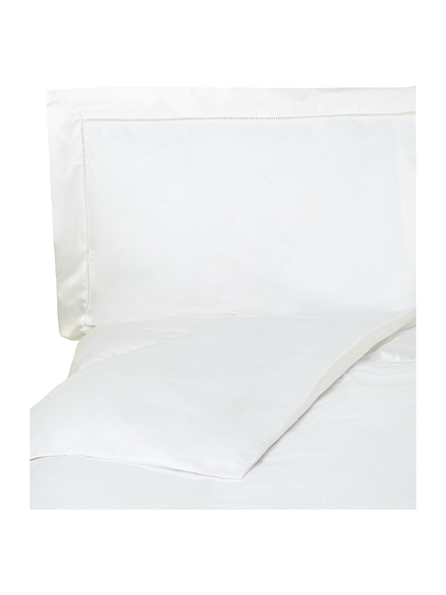 Berwick bedlinen in white