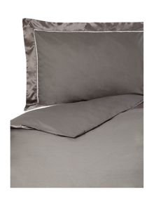 Berwick bedlinen in pewter