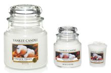Yankee Candle Fireside Treats candle range