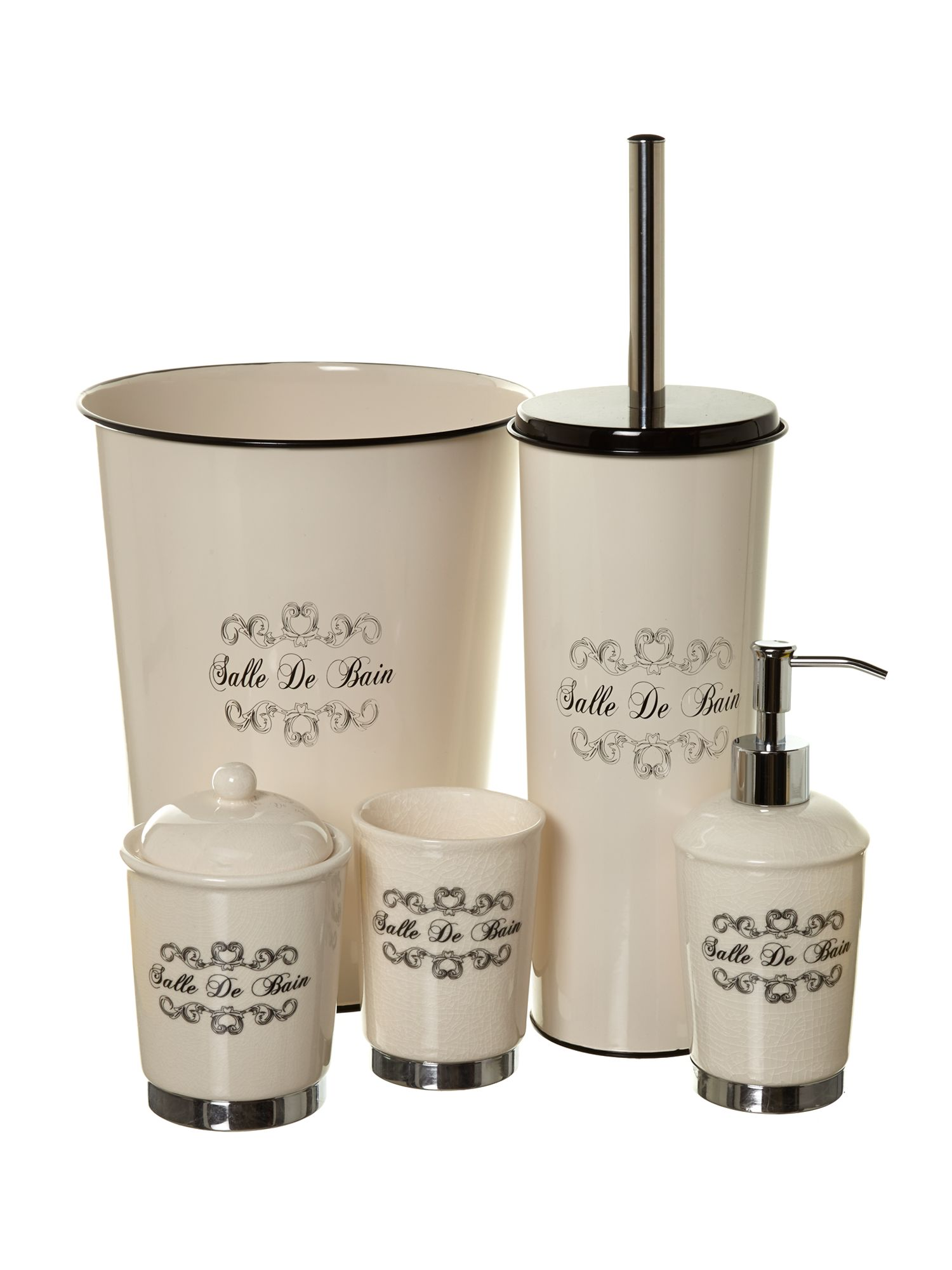Attirant Linea Vintage French Bathroom Accessories House Of Fraser