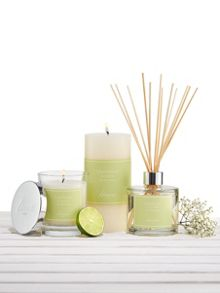 Elderflower and lime room scent