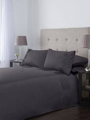Luxury Hotel Collection Ripple pleats in slate