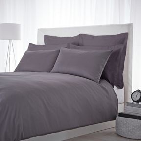Luxury Hotel Collection 500 thread count bed linen in slate