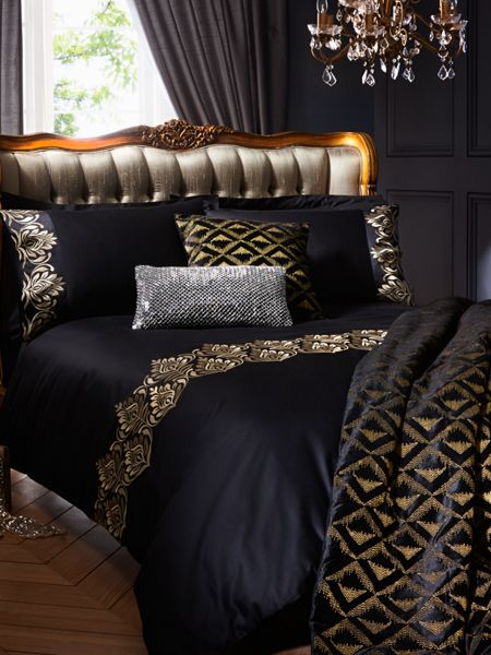 Biba Lotus king duvet cover