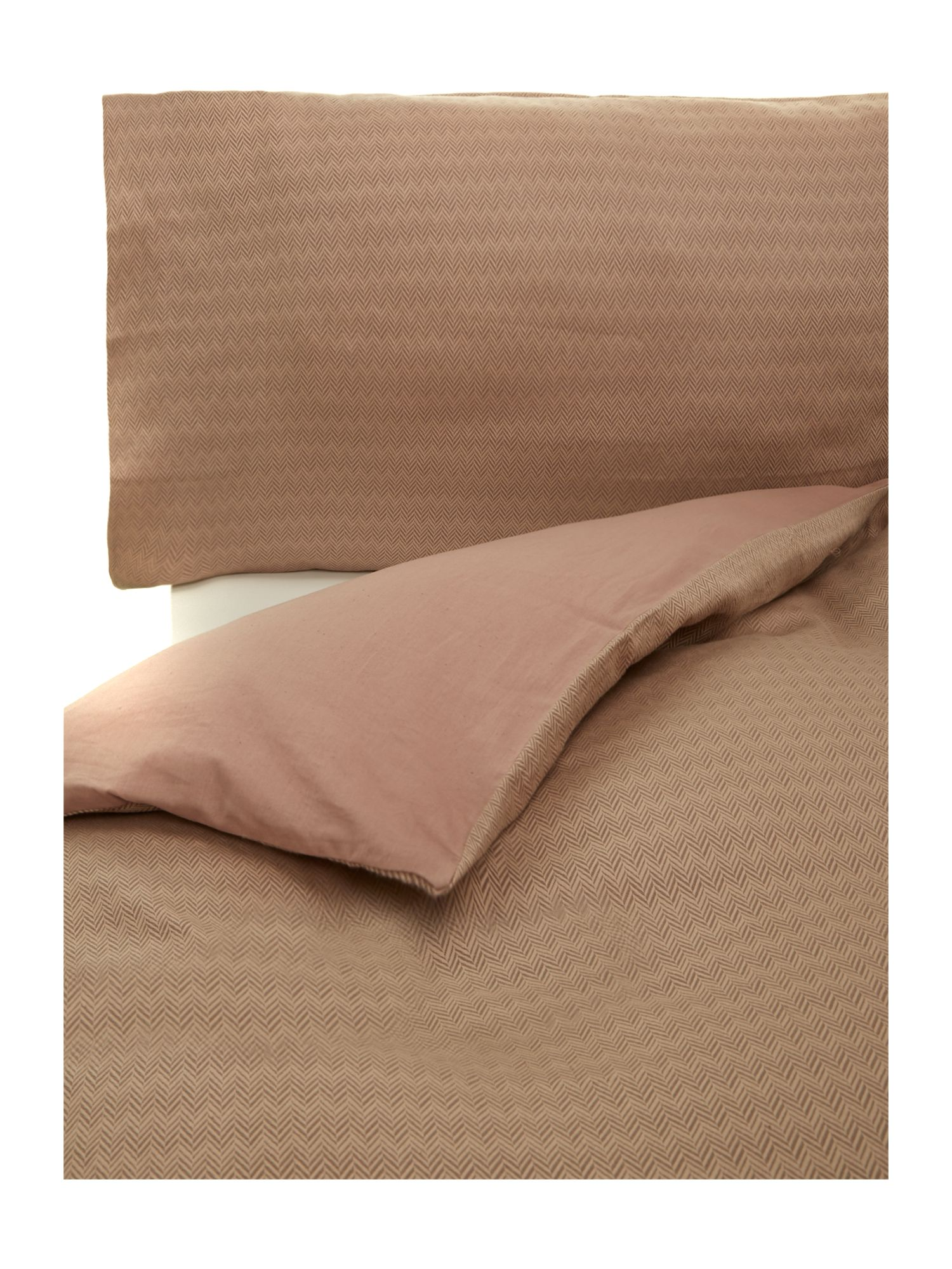 Belvedere rose super king duvet cover