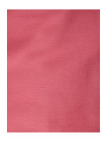 Pied a Terre Plain dye bed linen in magenta