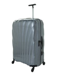 Samsonite Cosmolite 4-wheel silver luggage range