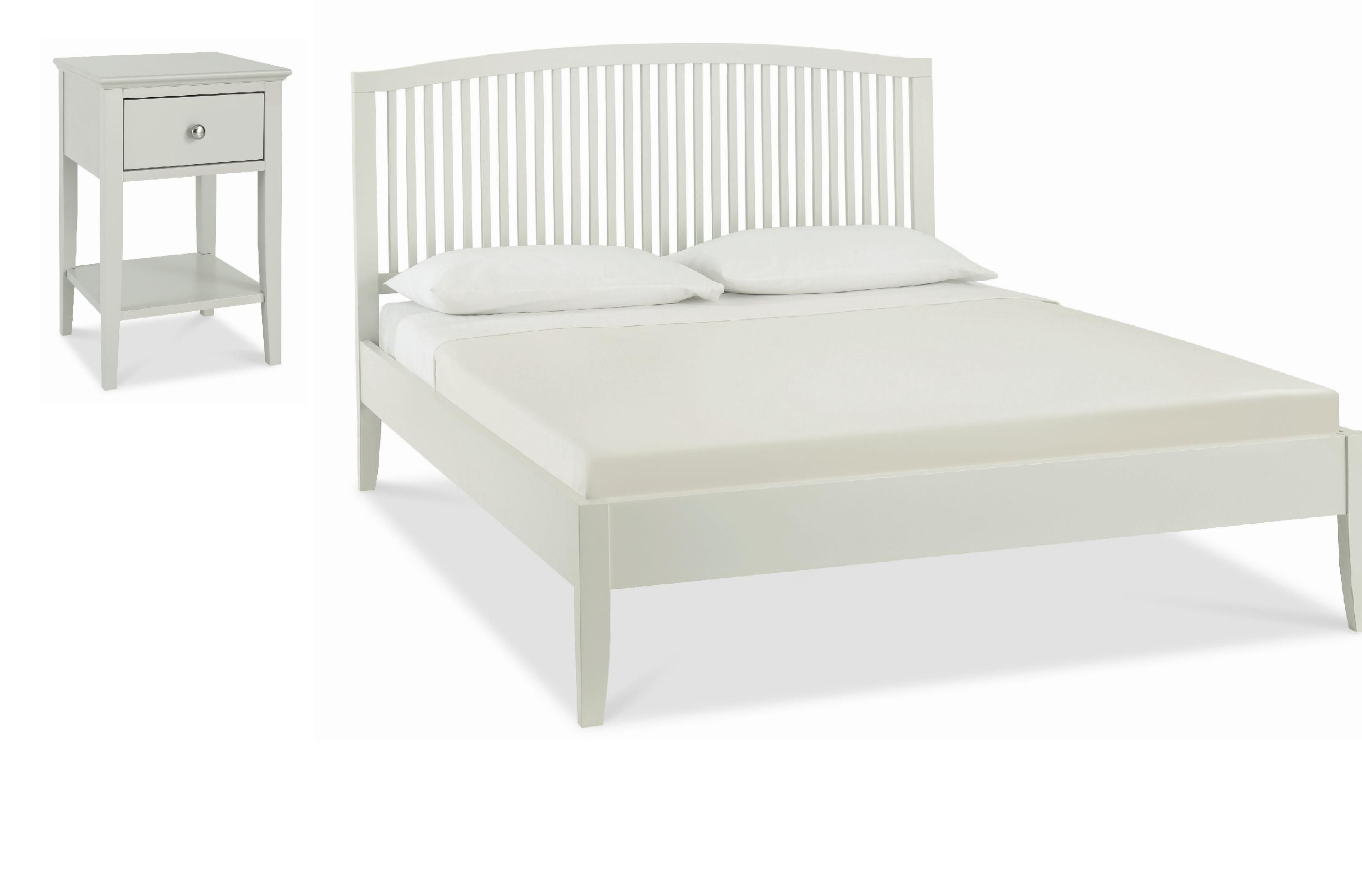 Cotton bedroom furniture range