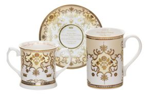 Royal Worcester Royal baby commemorative collection