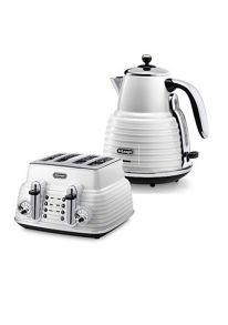 Delonghi Scultura Kettle White KBZ3001.W