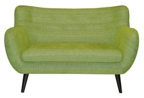 Linea Perry lime upholstery range