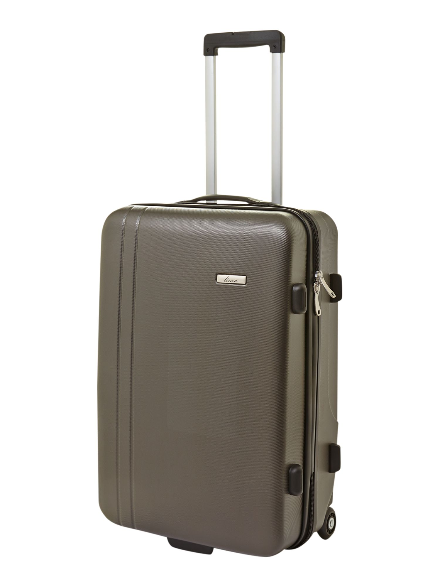 Capetown black luggage range