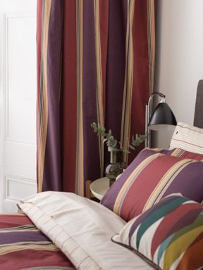 Bedeck Harrison lined curtains
