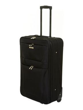 Linea Phoenix black luggage range