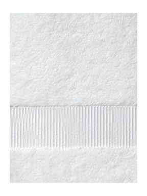 Luxury Hotel Collection Cotton Modal 650gsm towels in white