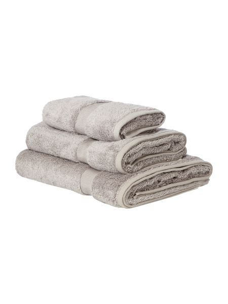 Luxury Hotel Collection Cotton Modal Face Cloth in Amethyst (Set of 4)