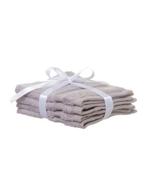 Luxury Hotel Collection Cotton Modal 650gsm towelsl in amethyst