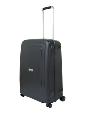 Samsonite S-Cure Deluxe spinner black range