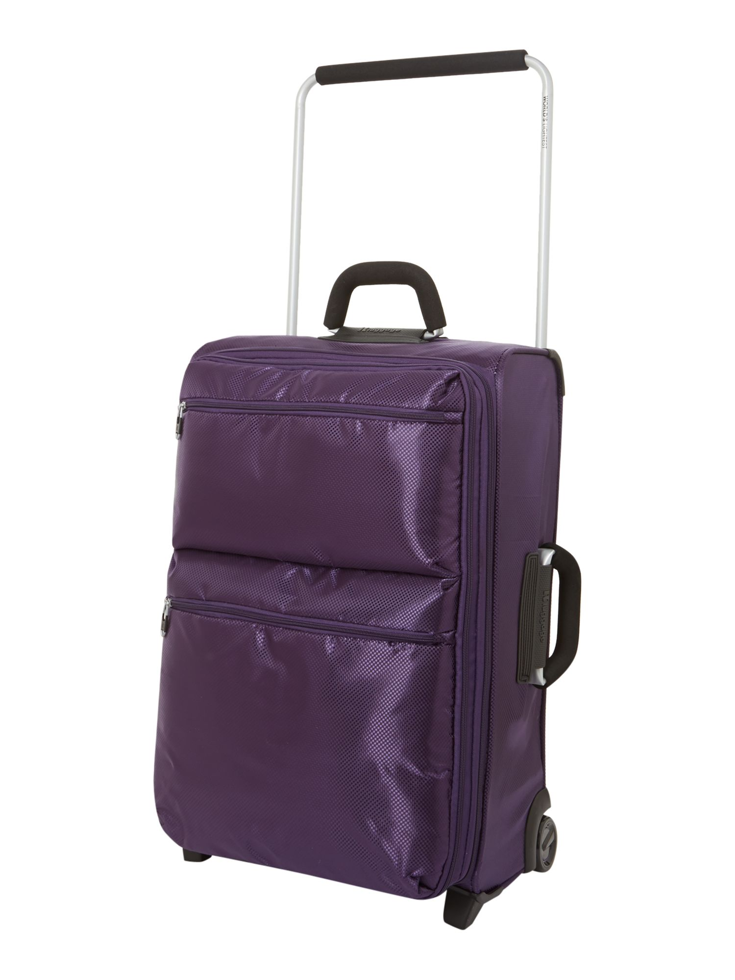 IT02 purple luggage range