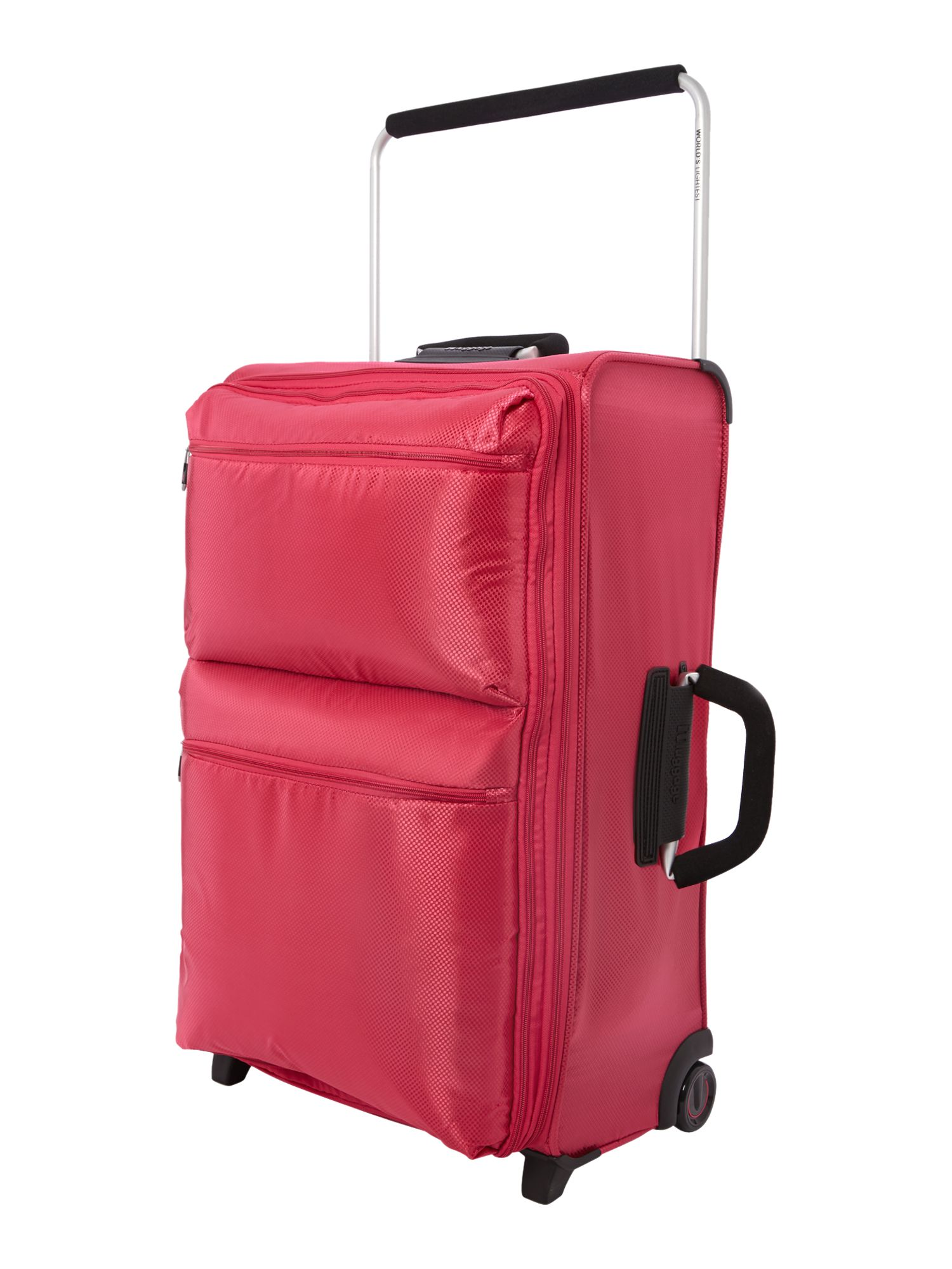 IT02 pink luggage range
