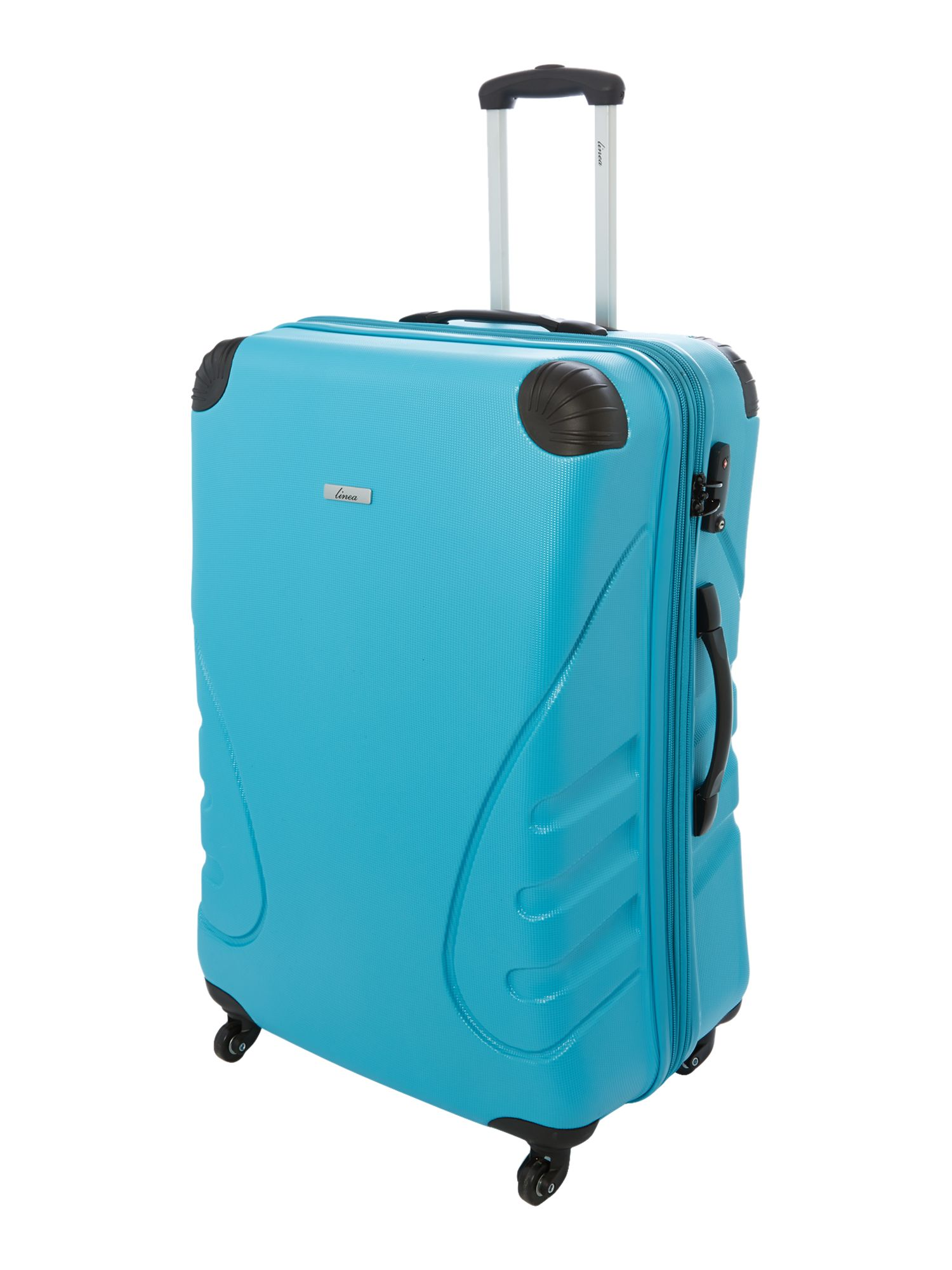 Shell aqua luggage range