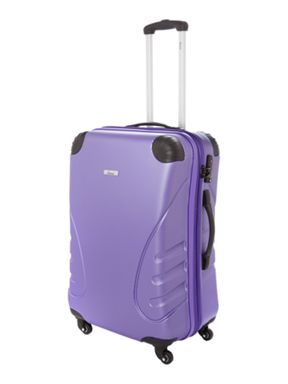 Shell purple luggage range