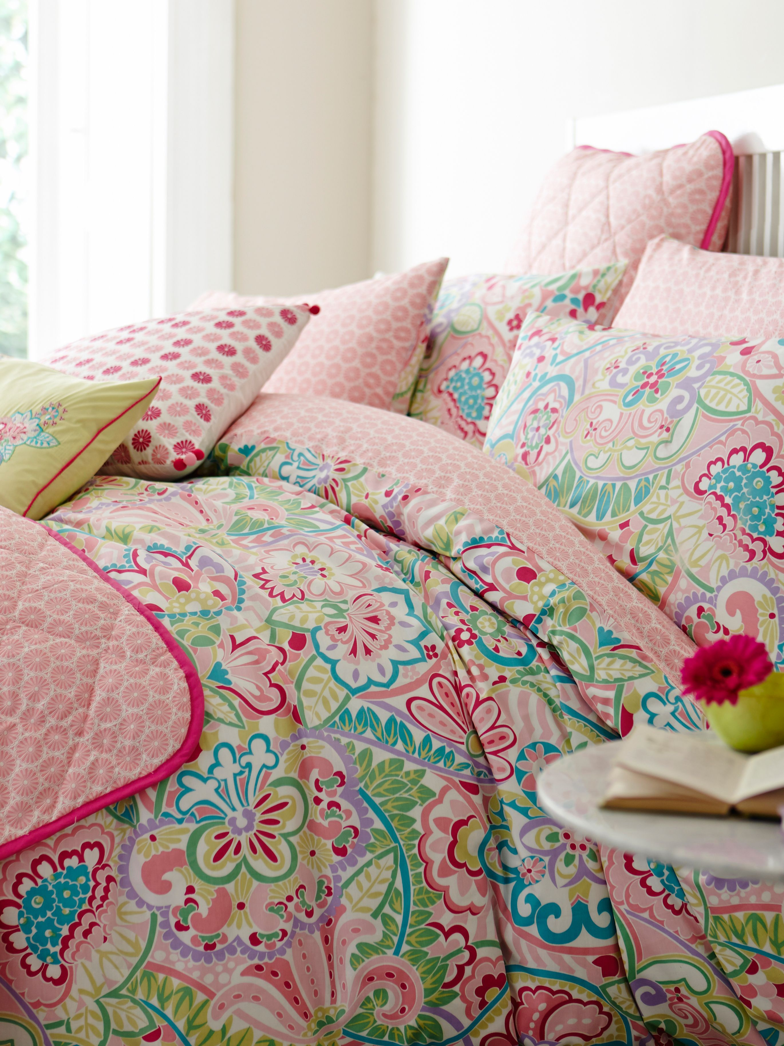 Tiana double duvet cover set
