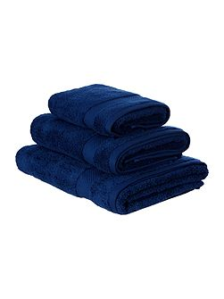 Bath Sheet in Navy