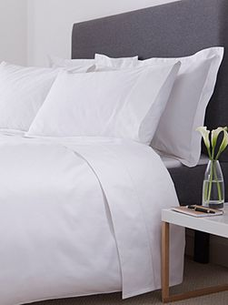 800 thread count fitted sheet single