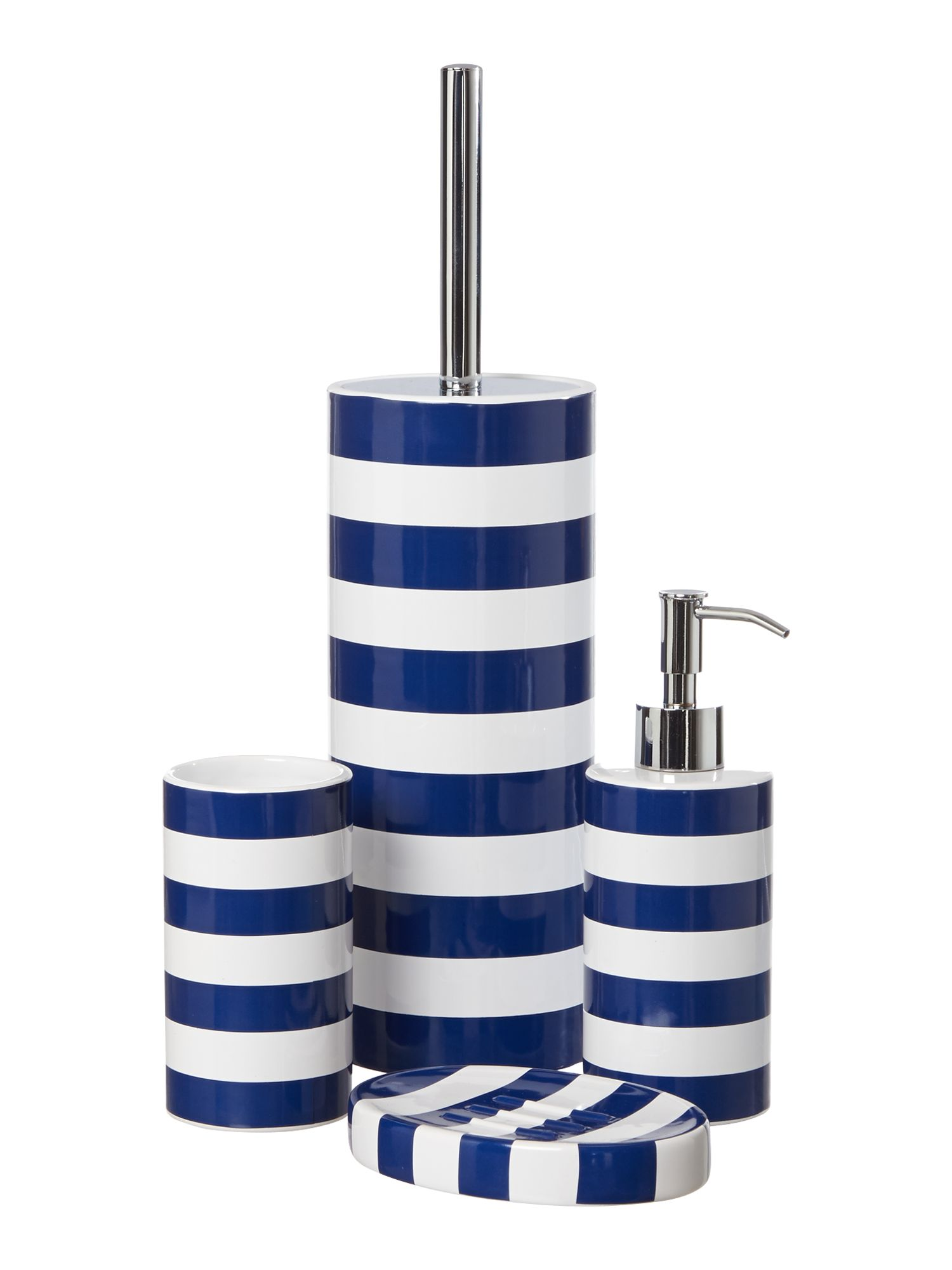 Nautical basin accessories