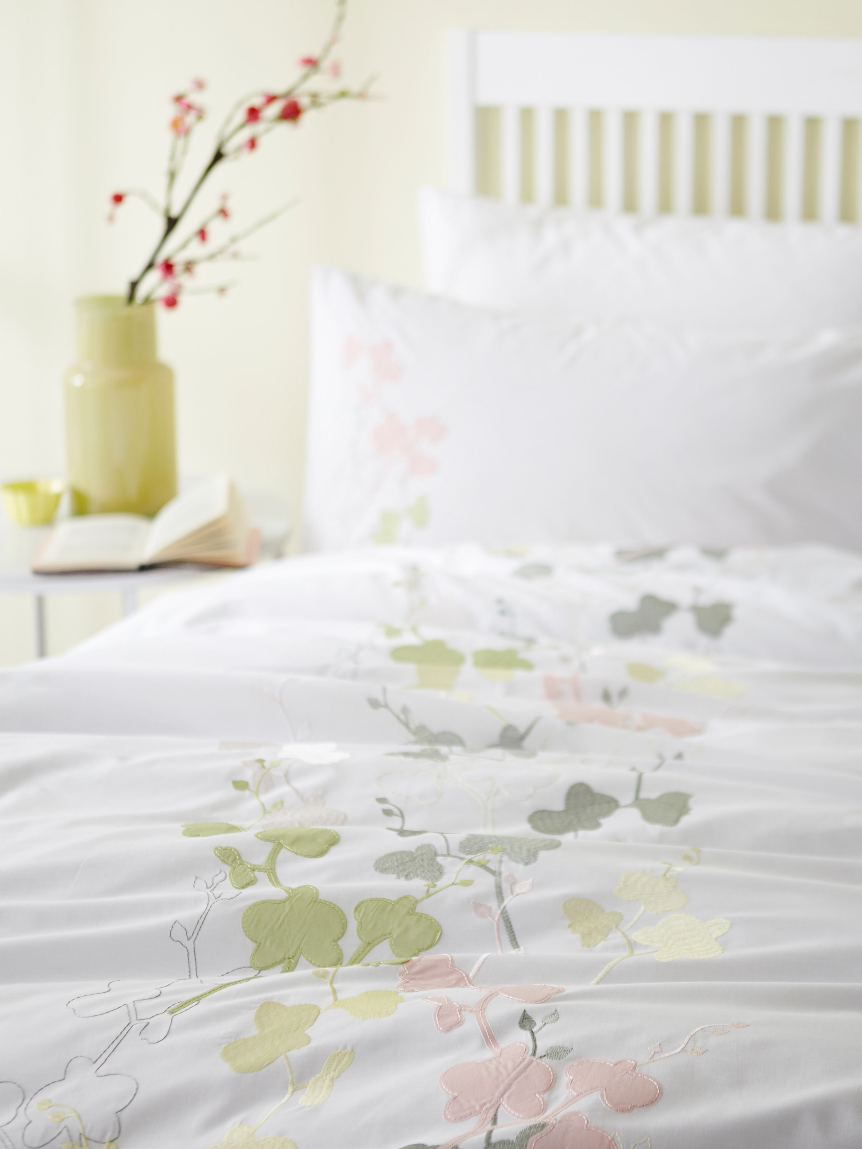 Free spirit double duvet cover set