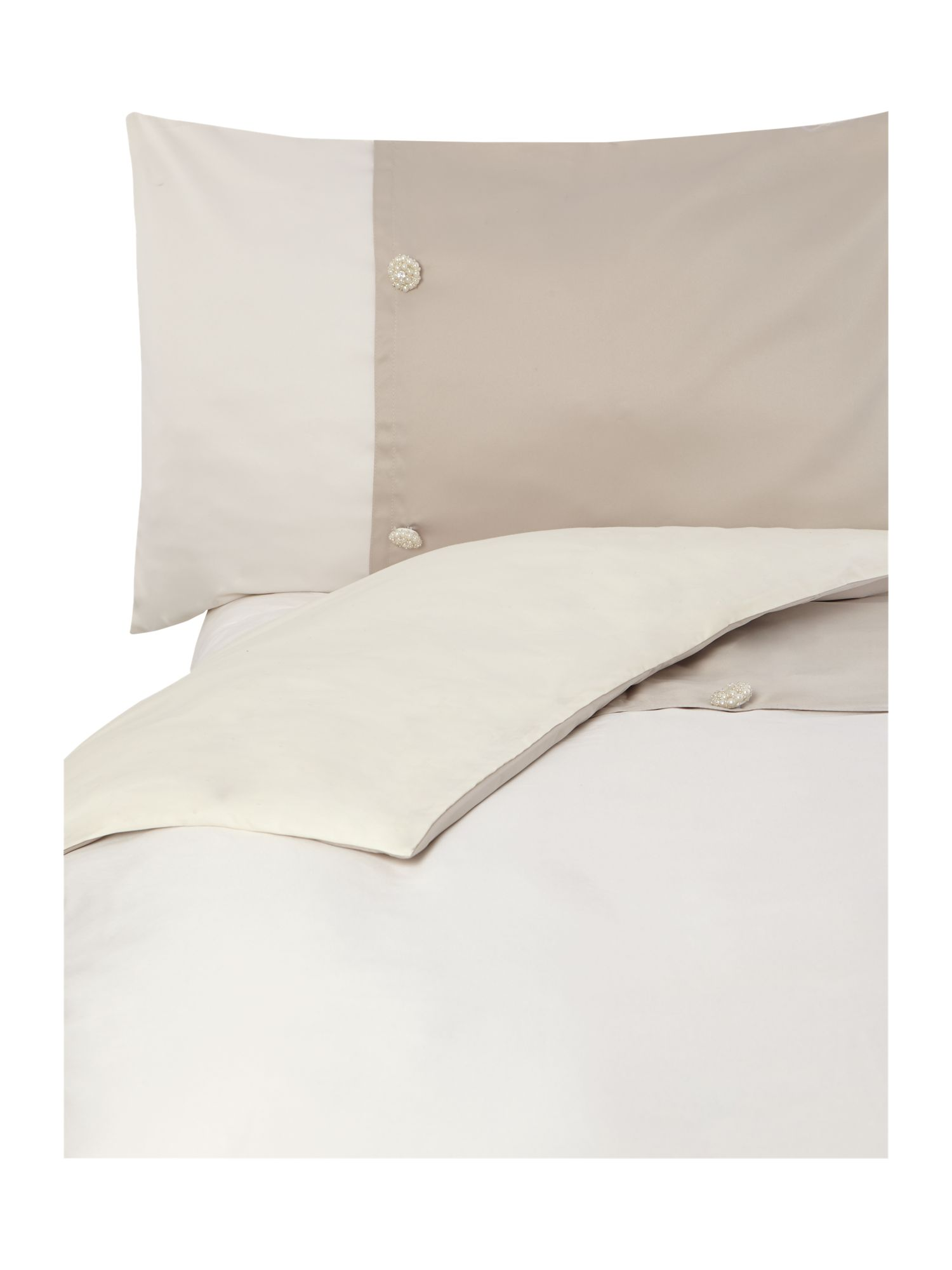 Catarina oyster bed linen