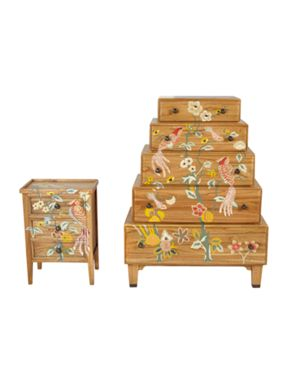 Living by Christiane Lemieux Plume bedroom furniture range