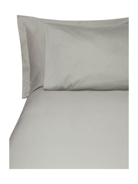 Biba Silver oxford pillowcase pair
