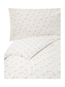 Shabby Chic Maiden rose duvet set