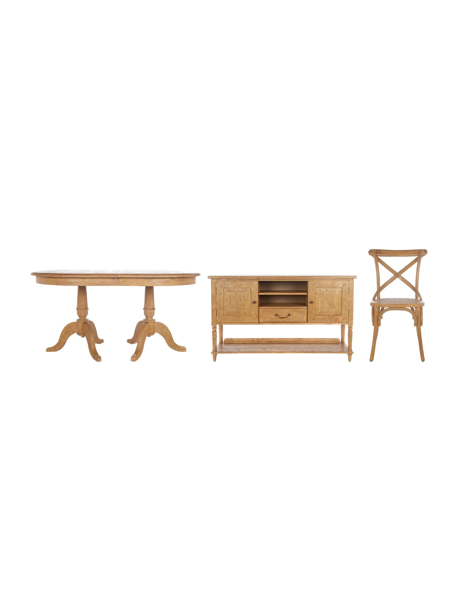 Cambridge dining furniture range