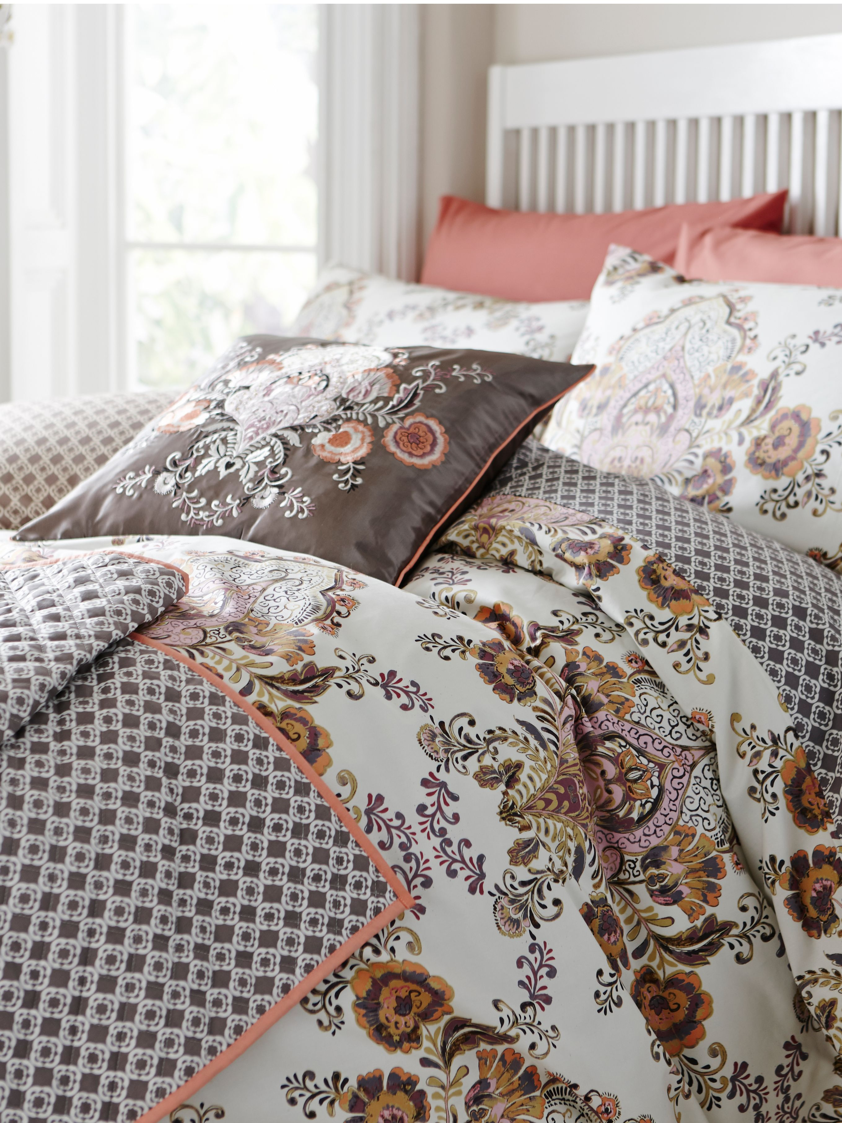 Jaipur king duvet cover set