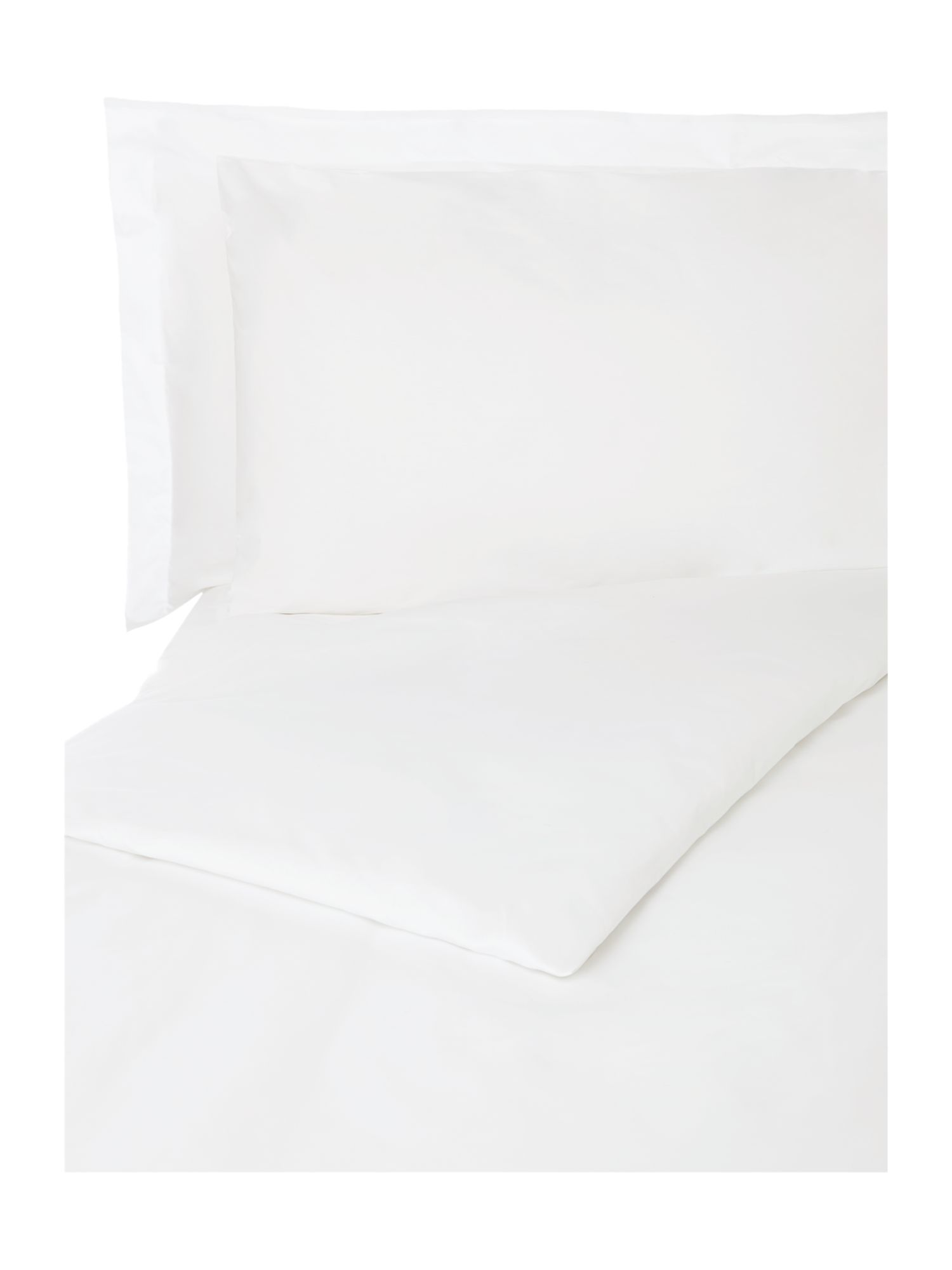 Egyptian ivory 200thread count single duvet cover