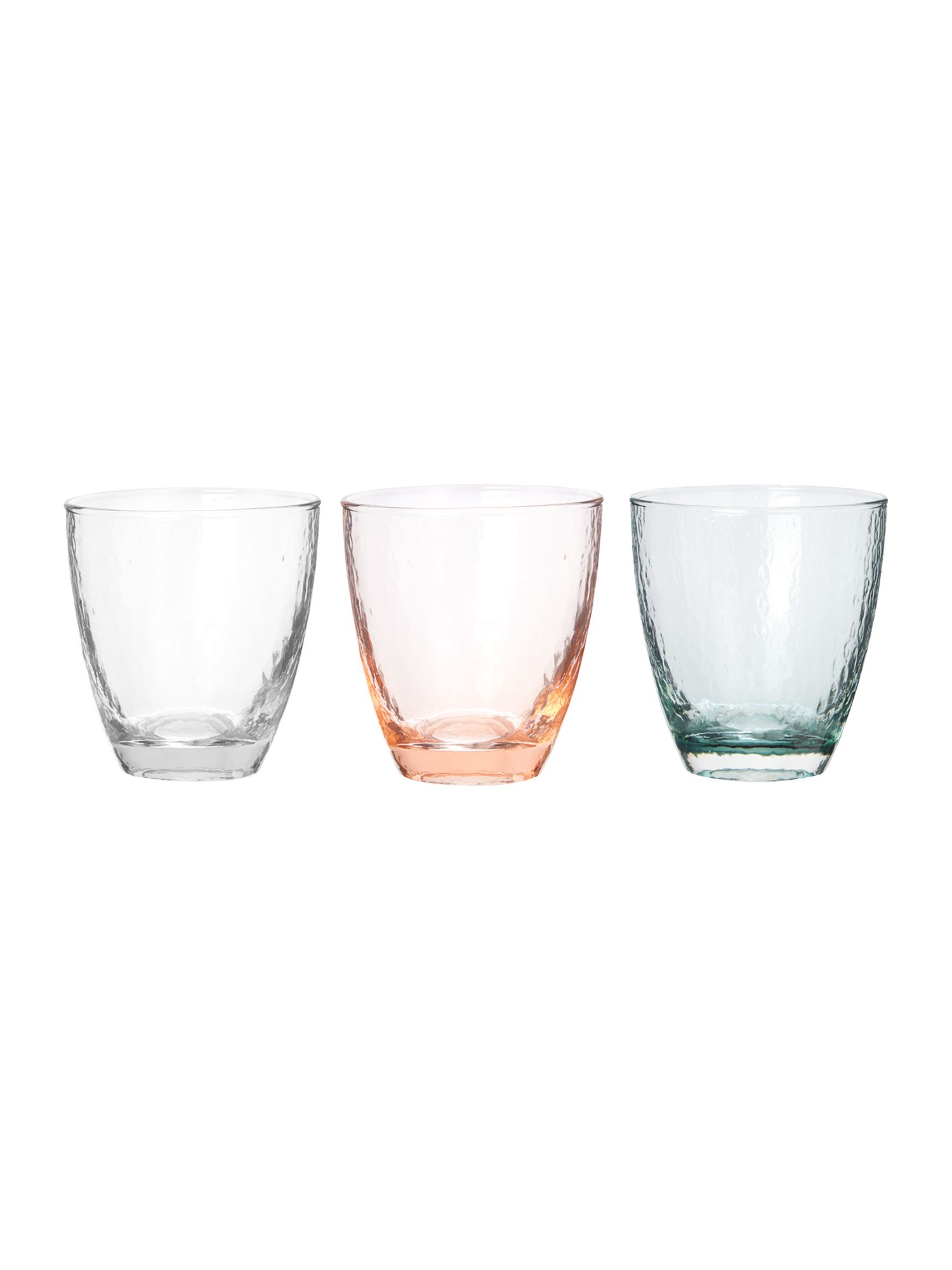 ICE PATTERN WATER GLASS Range