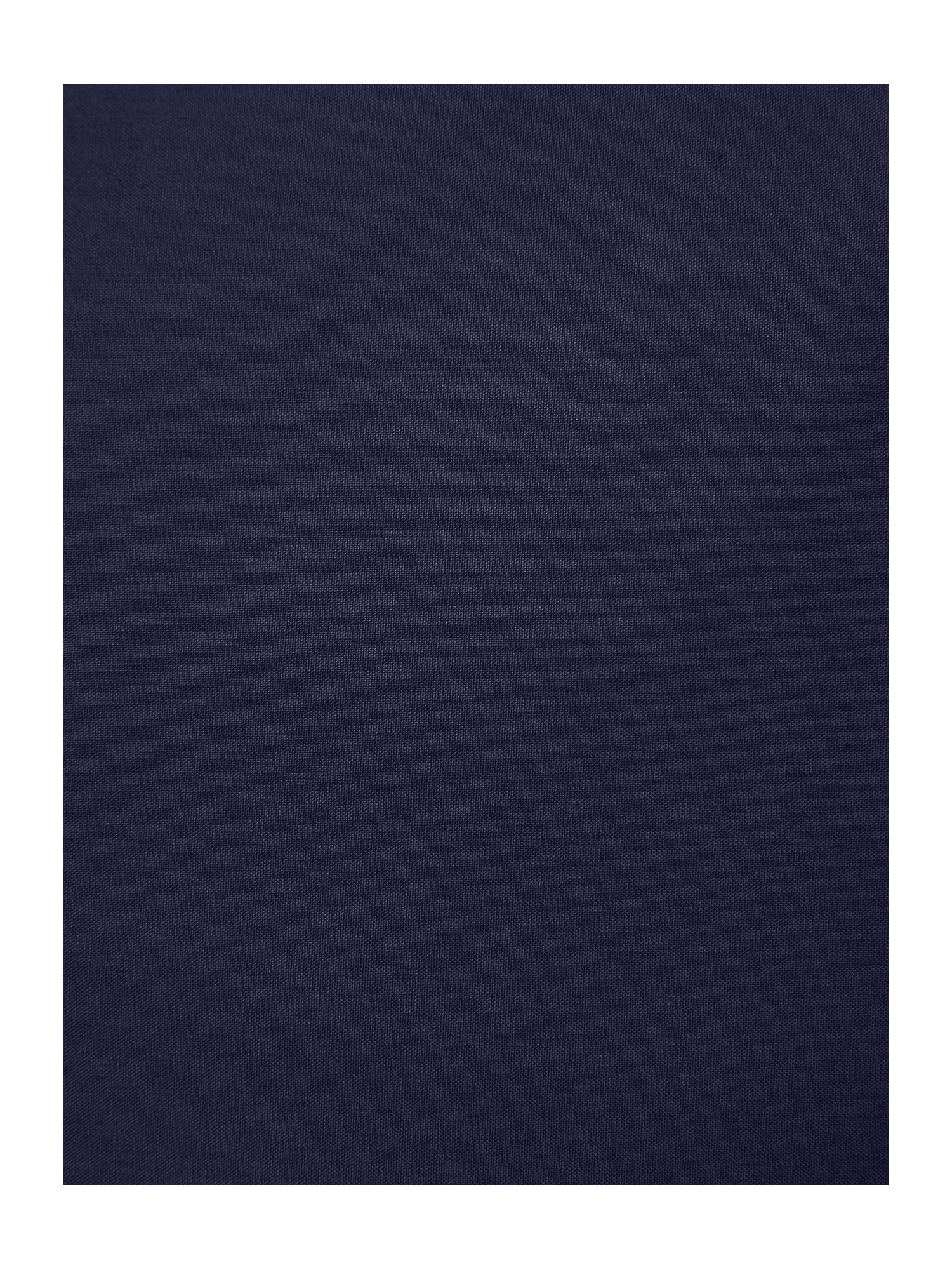 French navy 100% cotton bed linen