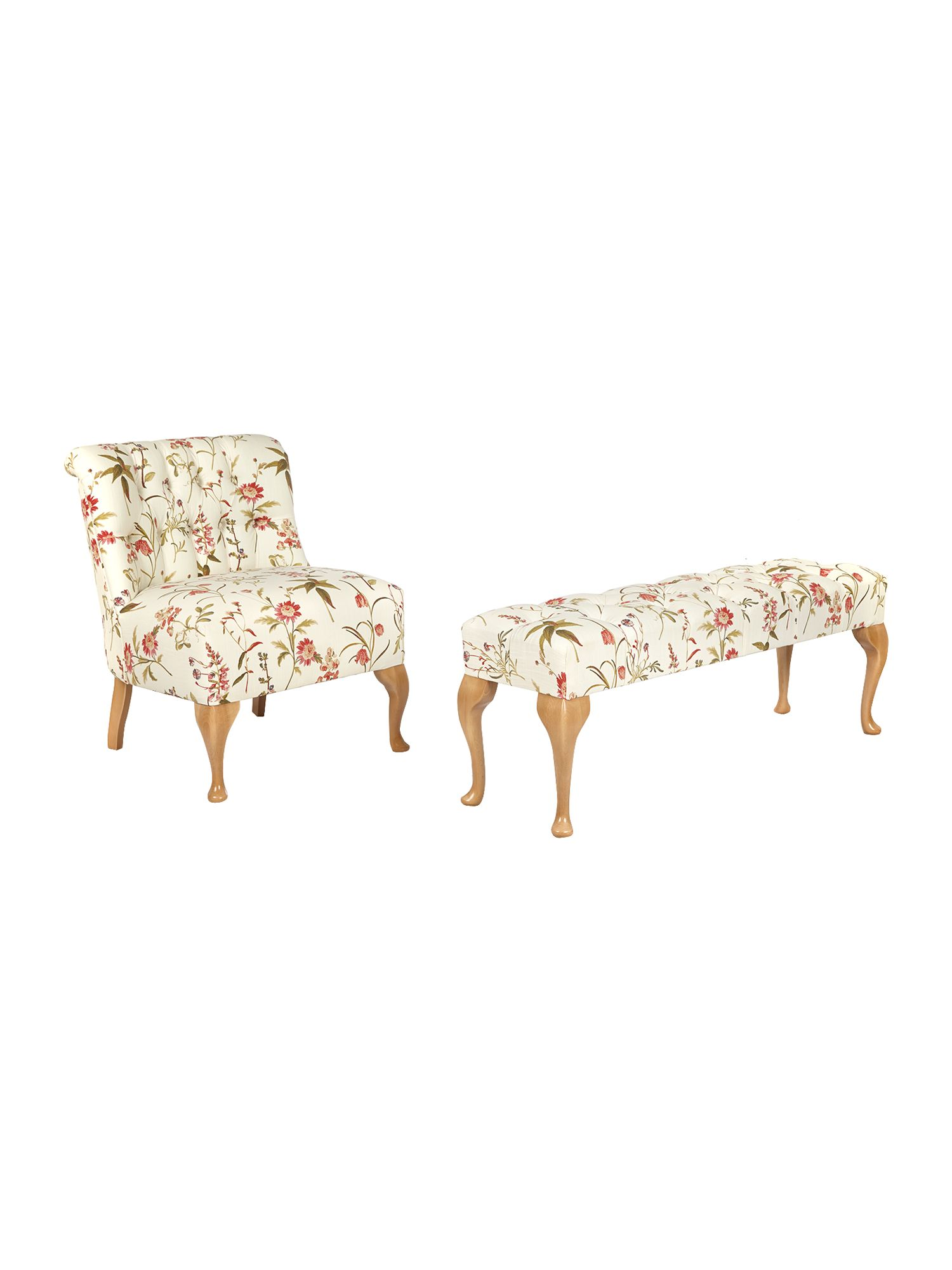 Vivienne chair and stool range