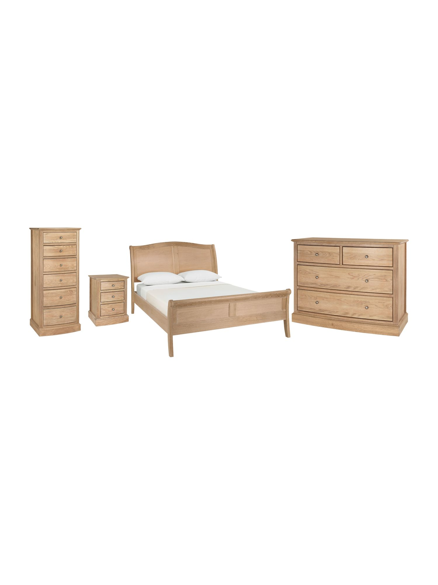 Hollie Bed furniture range