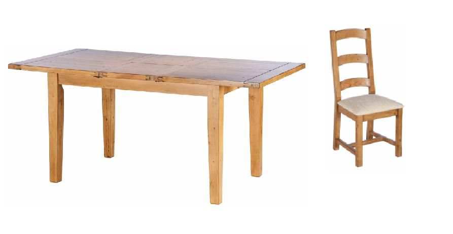 Erin dining furniture range