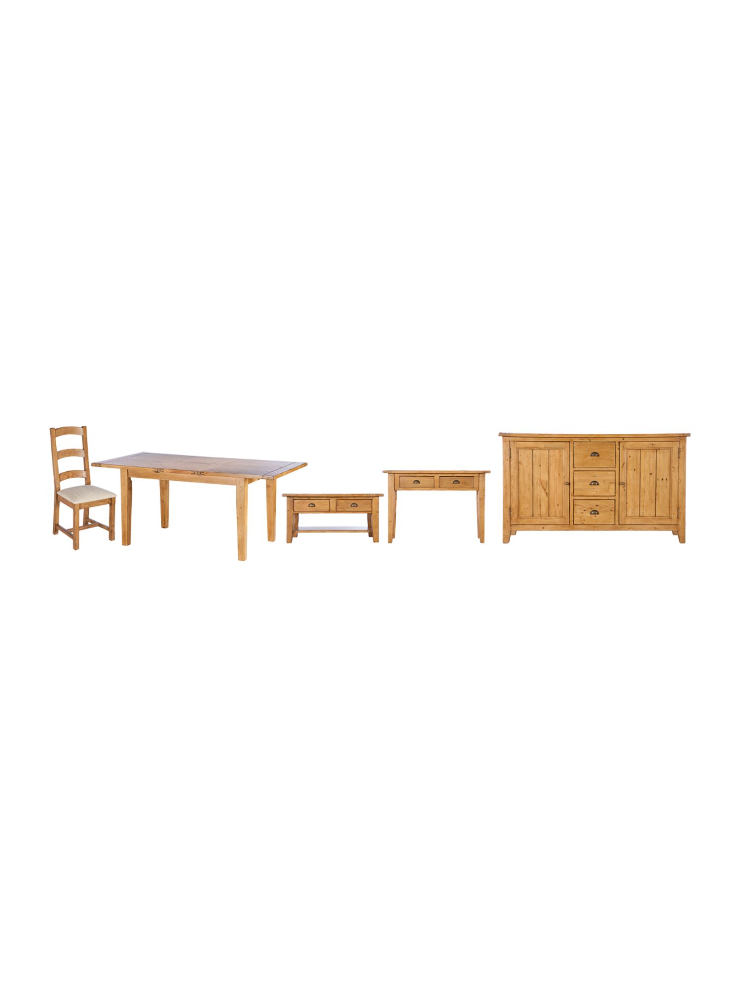 Erin living furniture range