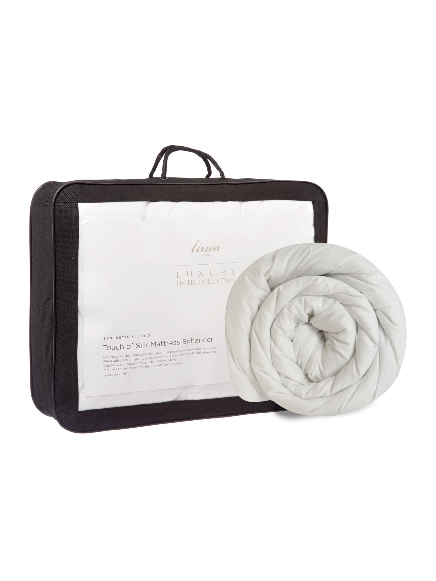 Touch of Silk Mattress Enhancer