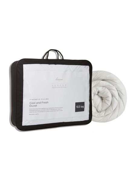 Luxury Hotel Collection Cool & fresh 10.5 tog duvet double