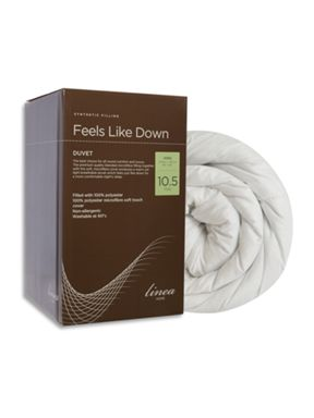 Linea Feel like down breathable 10.5tog duvets