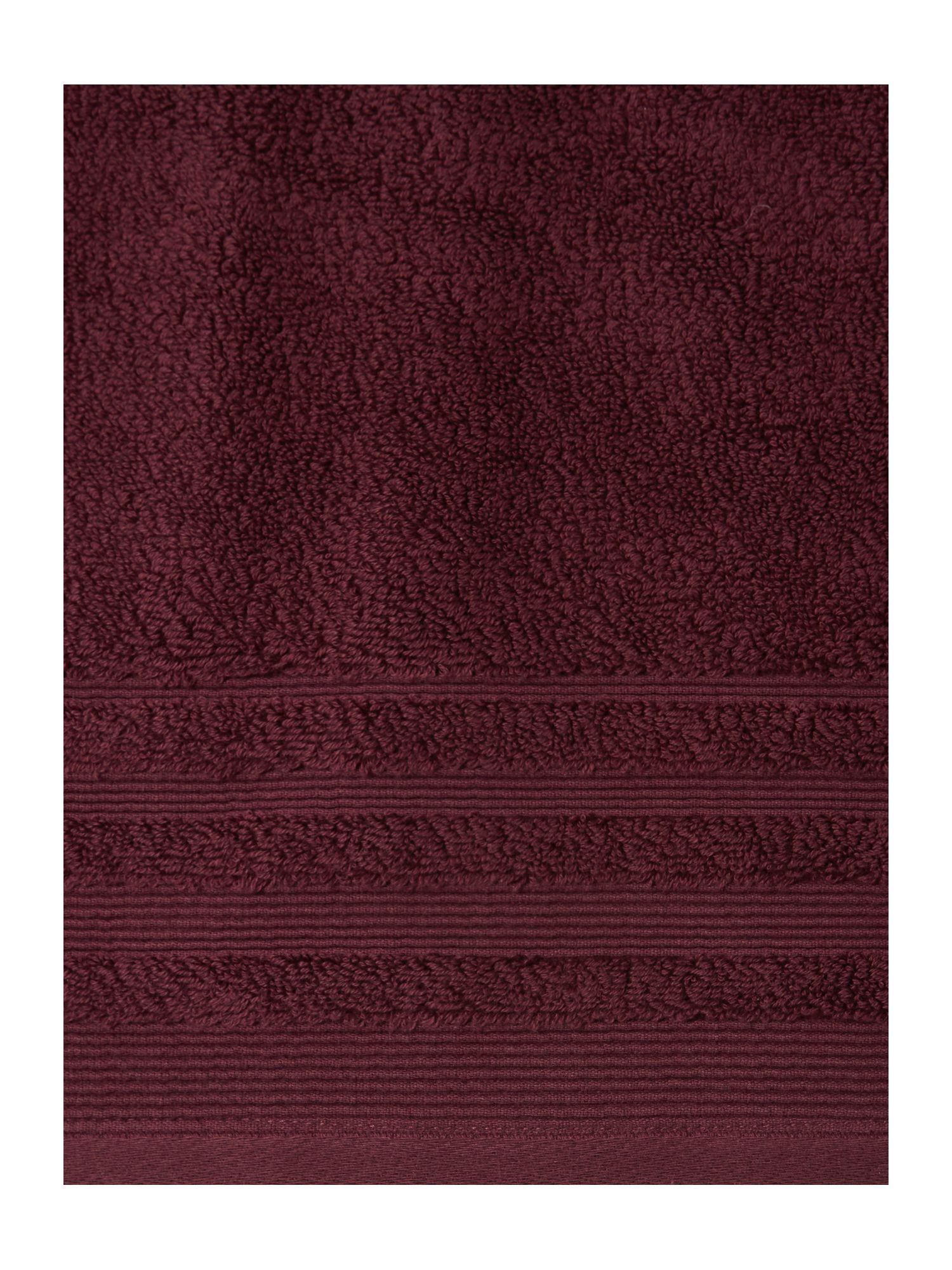 Classic luxury towels