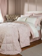 Christy Limoges bedspread rose pink