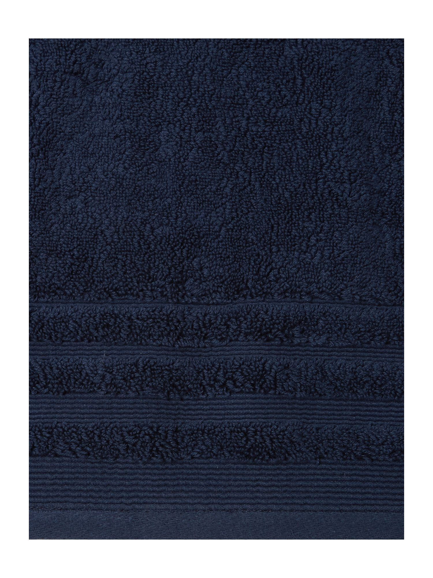 Luxury midnight towels
